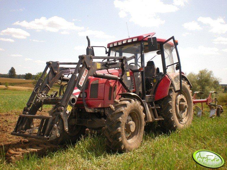 Farmer F-10244C1 & Kverneland