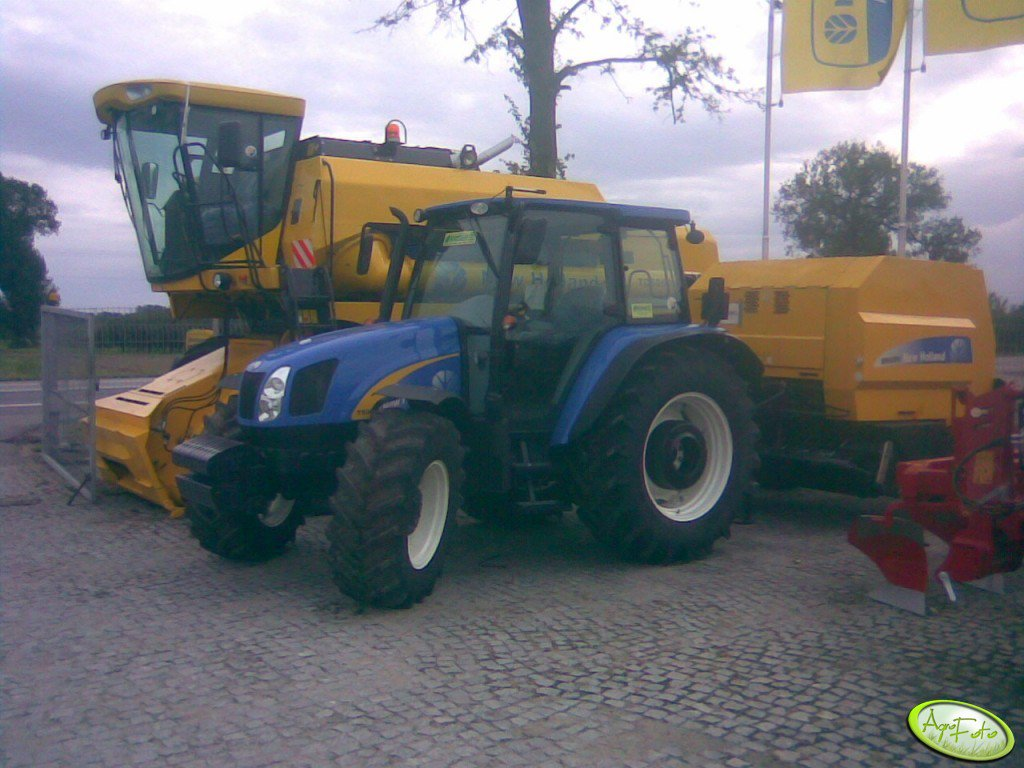 New Holland T 5060, BR 6090, TC 5050