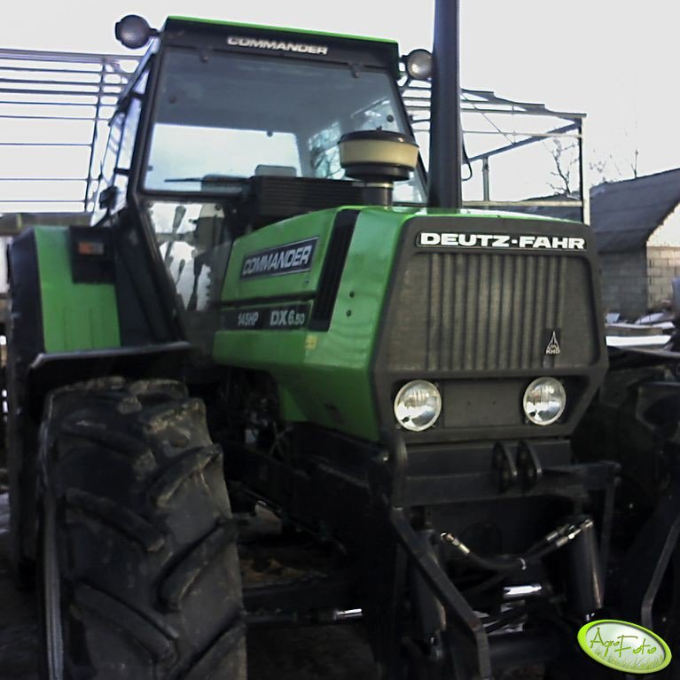 Deutz-Fahr Dx 6.50 Commander
