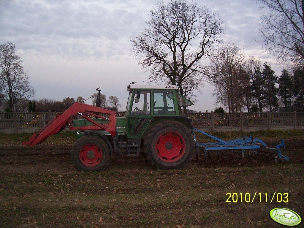 Fendt  Farmer 306 LSA + Lemken
