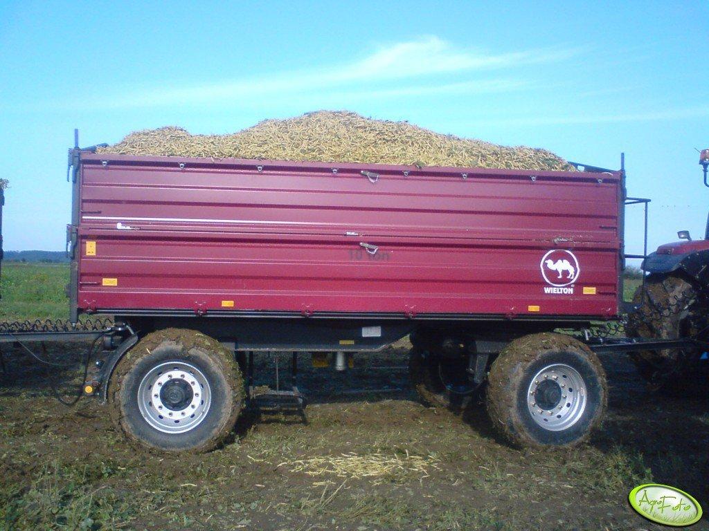 Wielton 10 ton