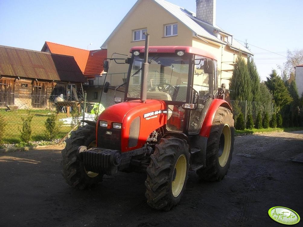 Zetor 6341