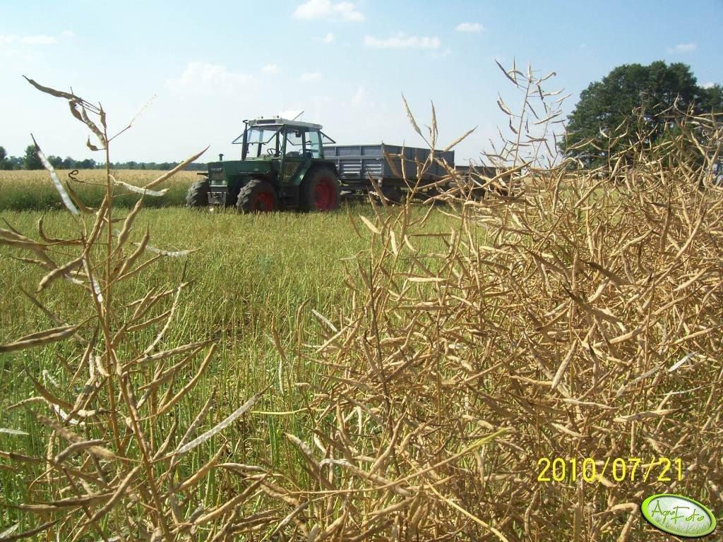 Fendt Farmer 306 LSA + przyczepy