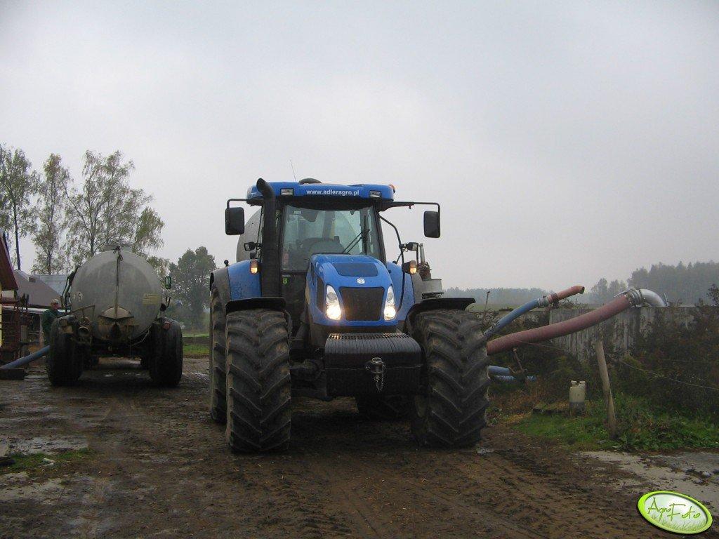 Pichon 20700 L  New Holland T7540