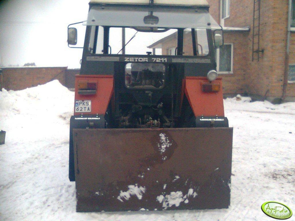 Spych do śniegu