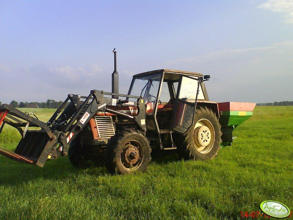 Ursuc C-385A + Brzeg MX1600