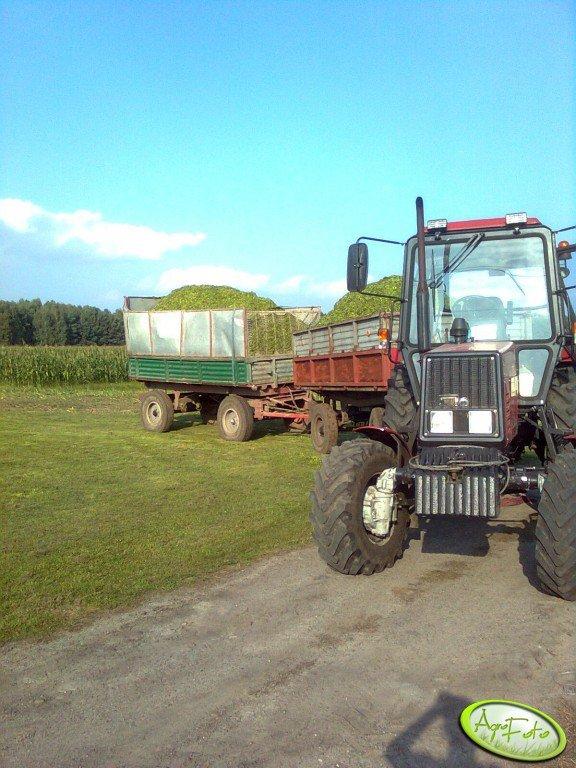 Belarus 892 i 2x D47A