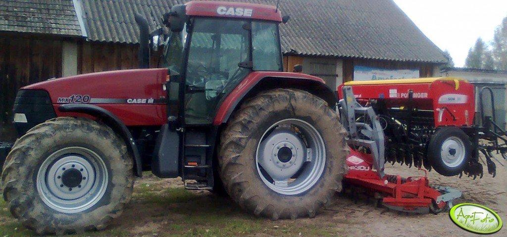 Case MX120