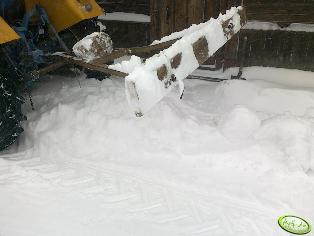 Pług do śniegu