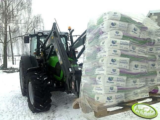 DF Agrofarm 430 GS