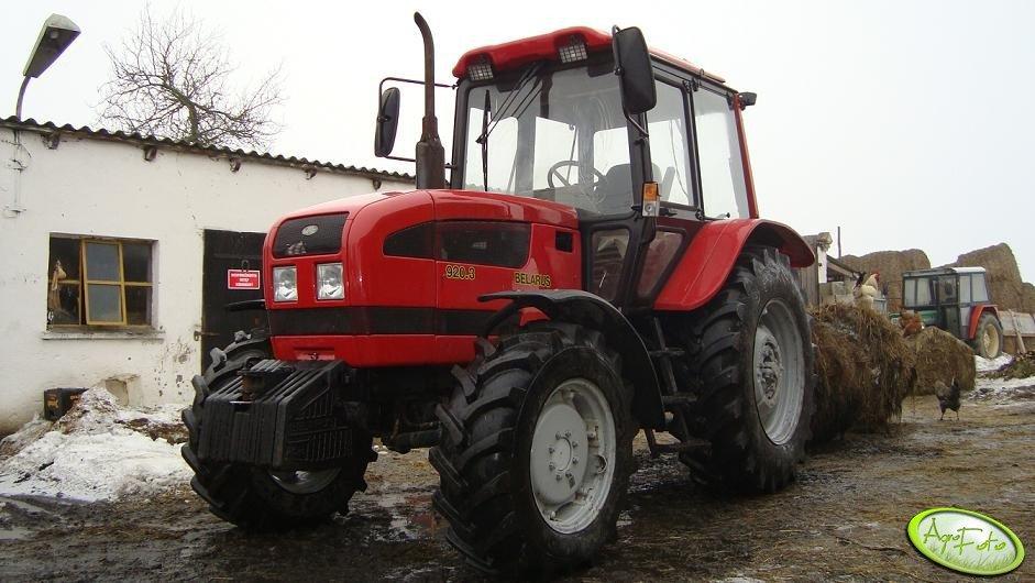 MTZ Belarus 920.3
