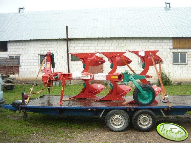 Kverneland EM 100 3-skibowy