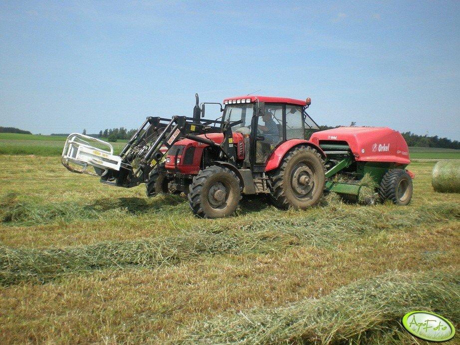 Farmer F-10244C1 + Orkel GP 1260