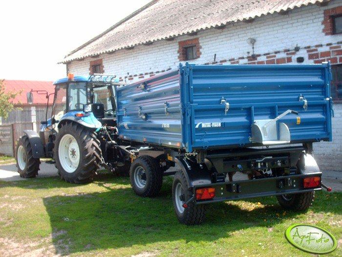 NH TD5030 & Metal Fach