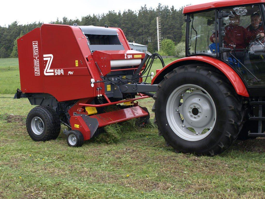 Prasa Metal Fach Z589