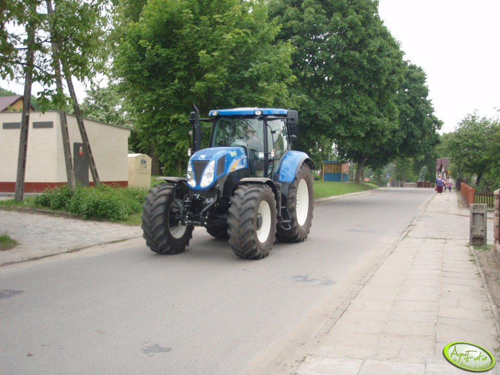 New Holland T6090 P.C