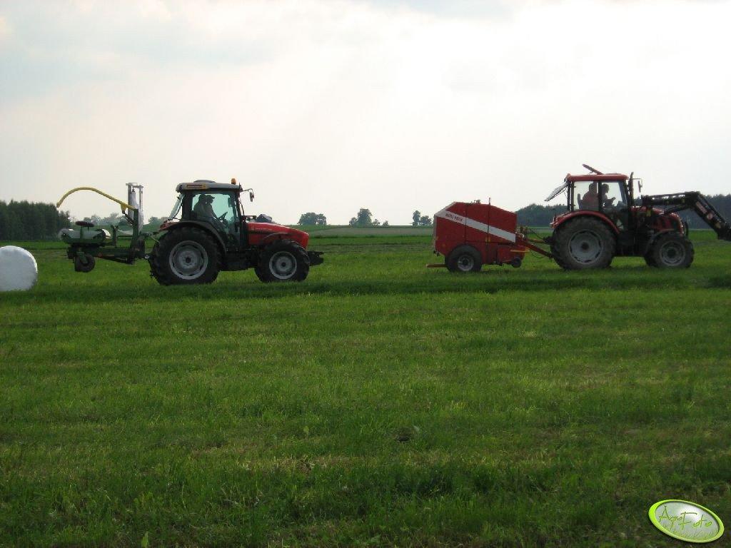 Farmer 8258 i Same Explorer 3 100 GS