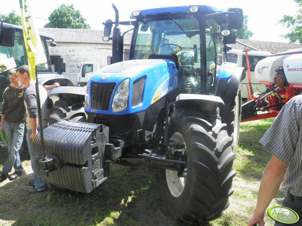 NH T6070 Plus