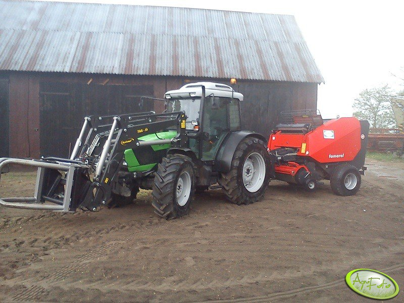 DF Agrofarm 100 + DF Unia Famarol 1.8v