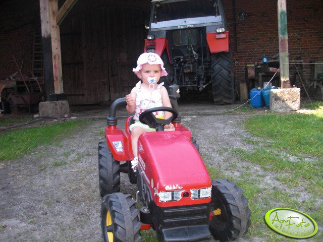Traktor + Traktorzystka