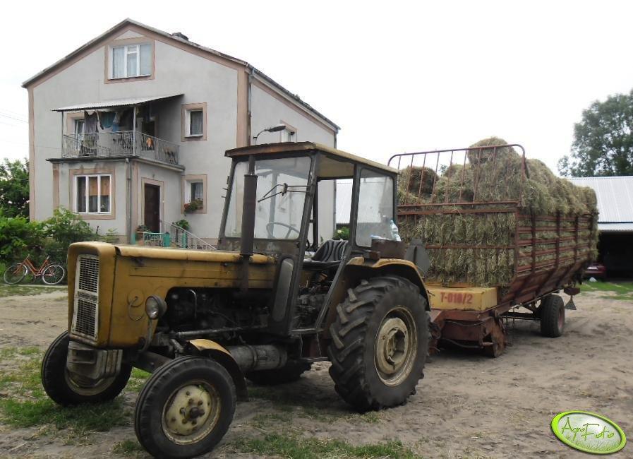 Ursus C-360 + Mirosławiec T-010/2