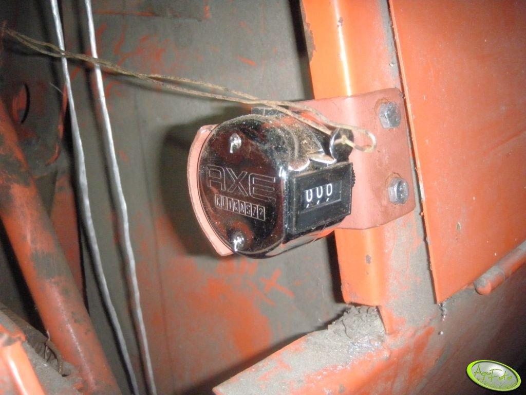 Licznik kostek w prasie Sipma Z-224