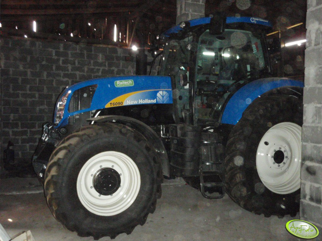 New Holland T6090 PC