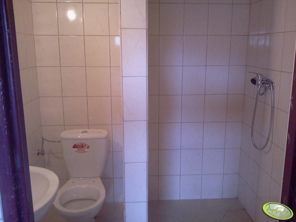 Łazienka w oborze