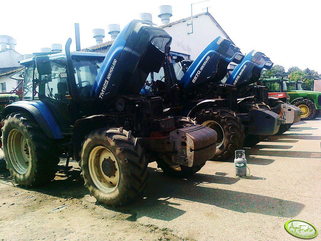 New Holland'y