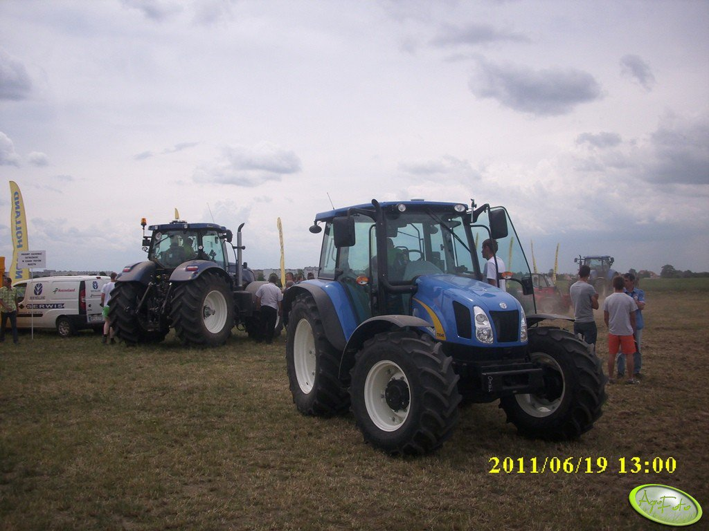 New Holland T5050 i T7.270