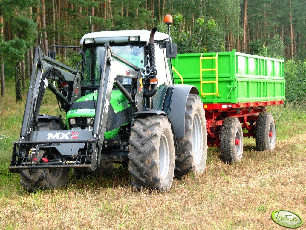 DF Agrofarm 100 + MX U8 + HL8011