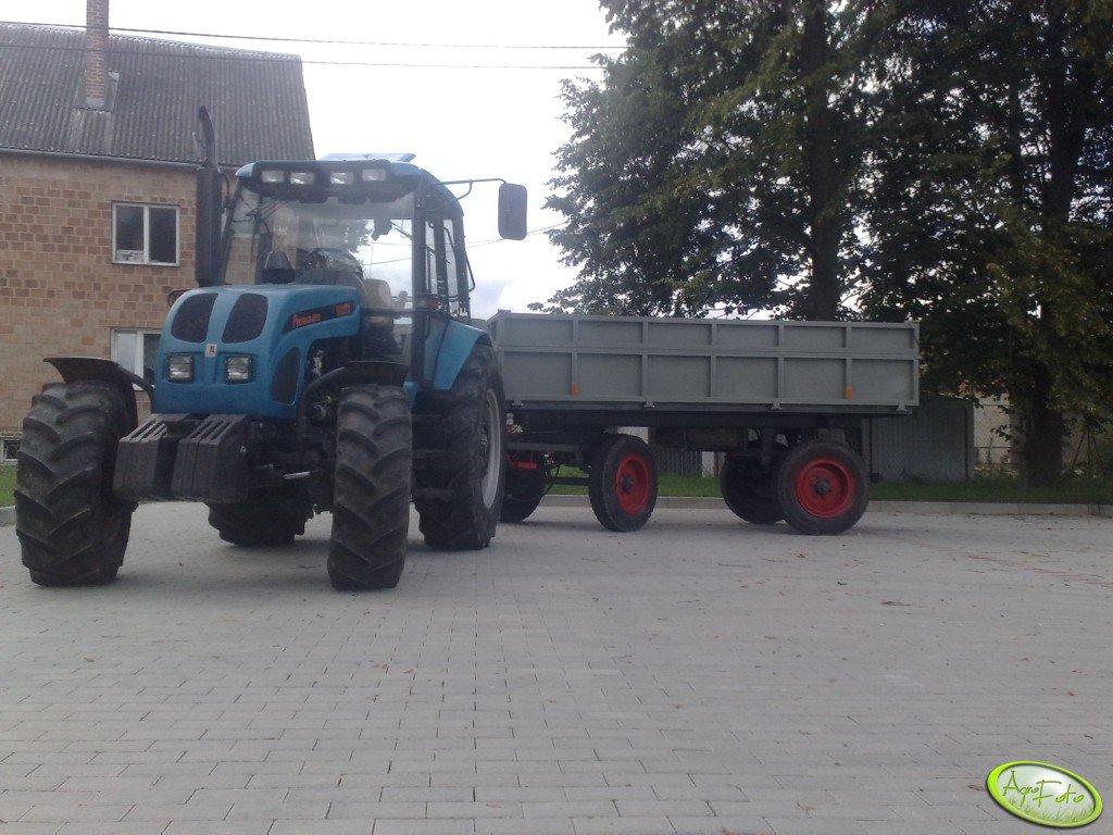 Pronar 1025A + Autosan D-732