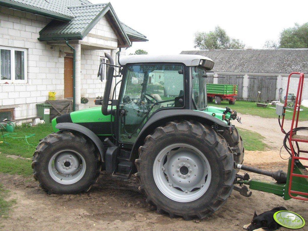 Deutz - Fahr Agrofarm 420