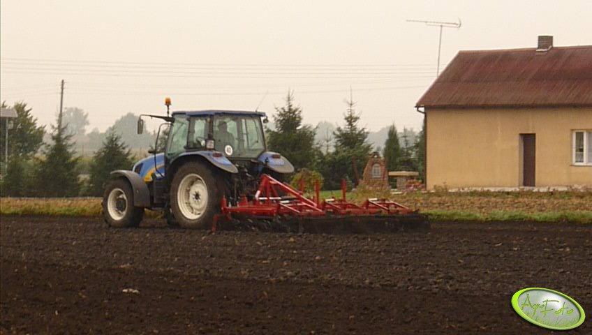 New Holland T5040 + Lech