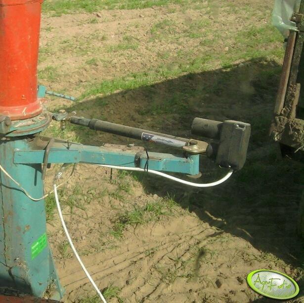 Elektryczne sterowanie Mengele MB 220