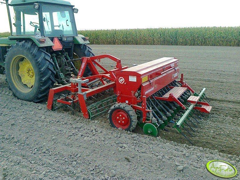 Agro-Masz + Poznaniak i JD3350