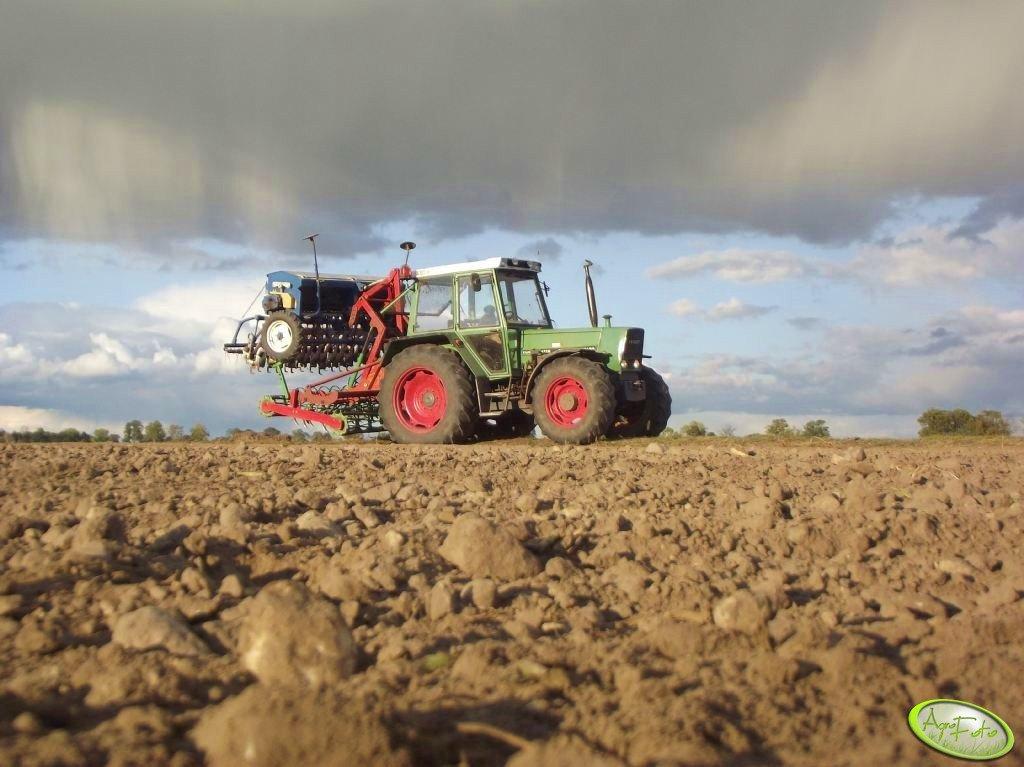 Fendt Farmer 306 LSA+ Rolmasz Kutno i Polonez S078