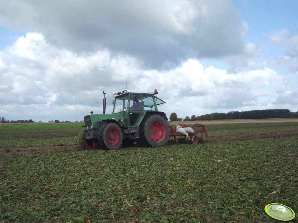 Fendt Farmer 306 LSA + Skjold-Format