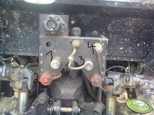 Wyjścia hydrauliczne