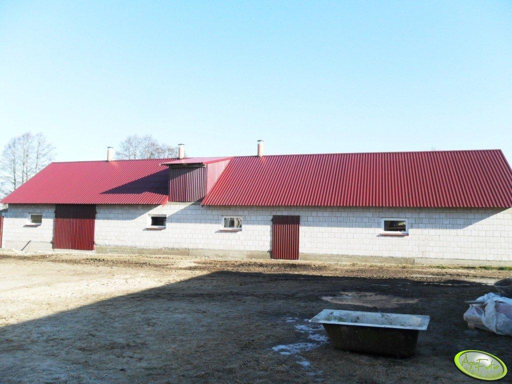 Budynek dla jałowic