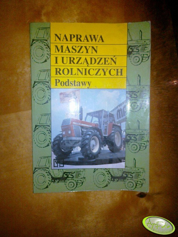 Książka Naprawy ...