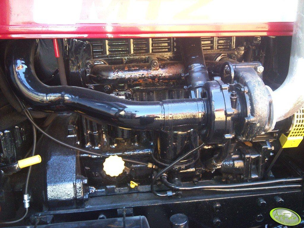 Turbo w MTZ 82