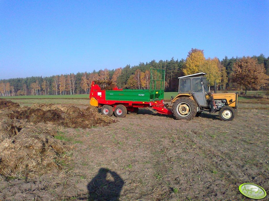Warfama N218/2 ładowność 6 ton