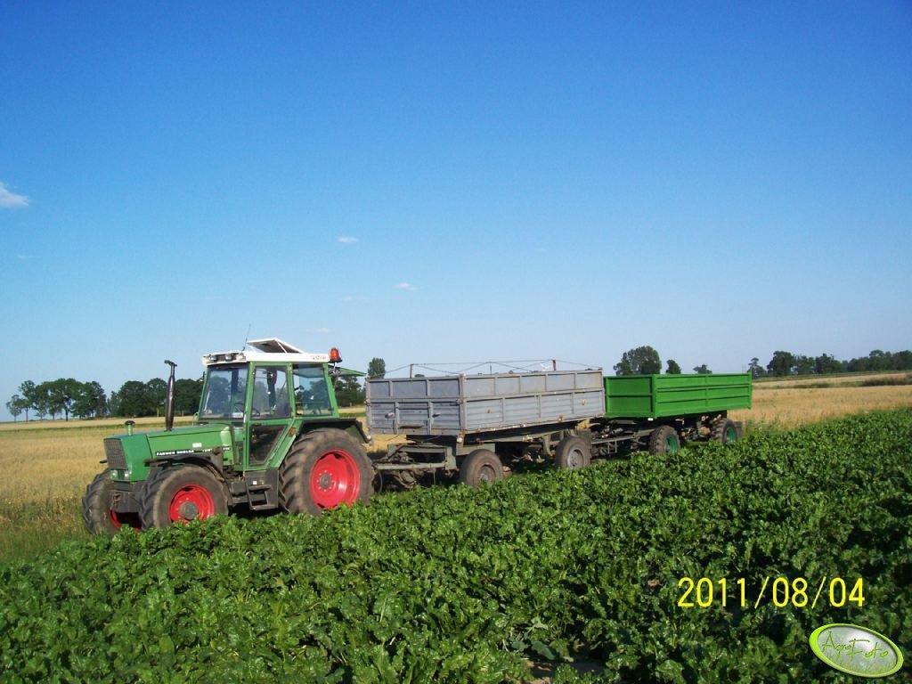 Fendt Farmer 306 LSA + D-47 i HL 60.11