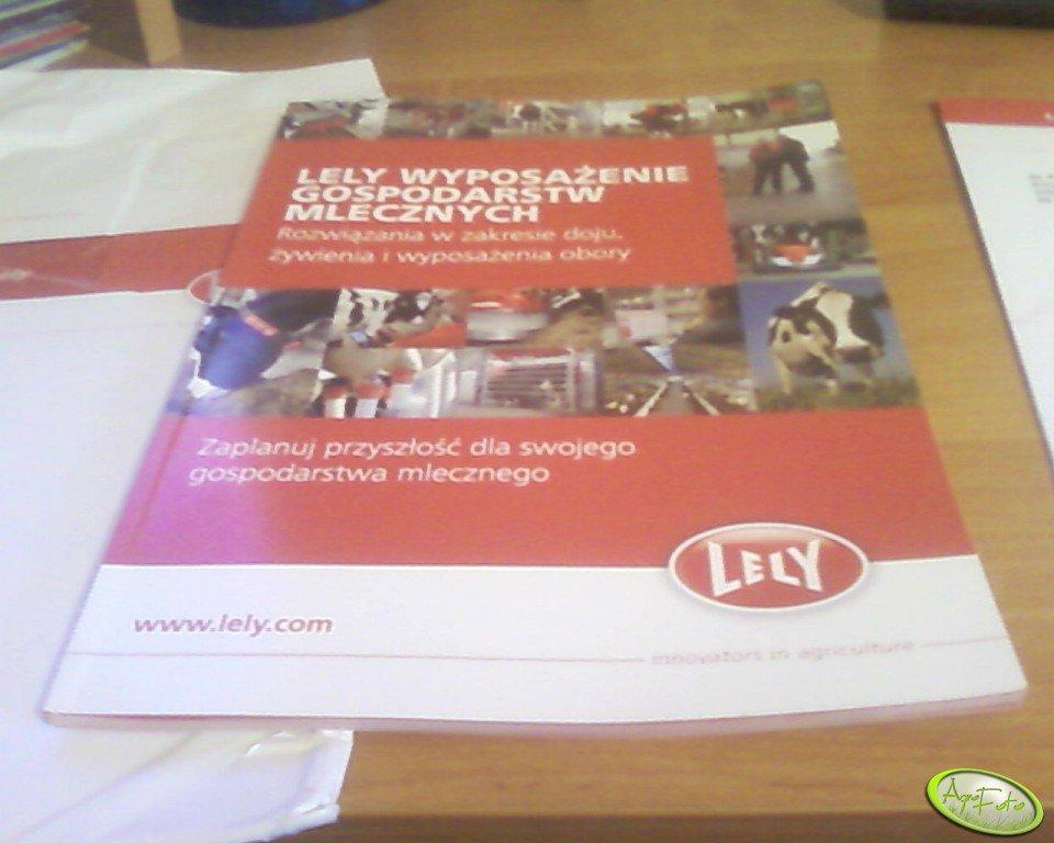 Katalog Lely