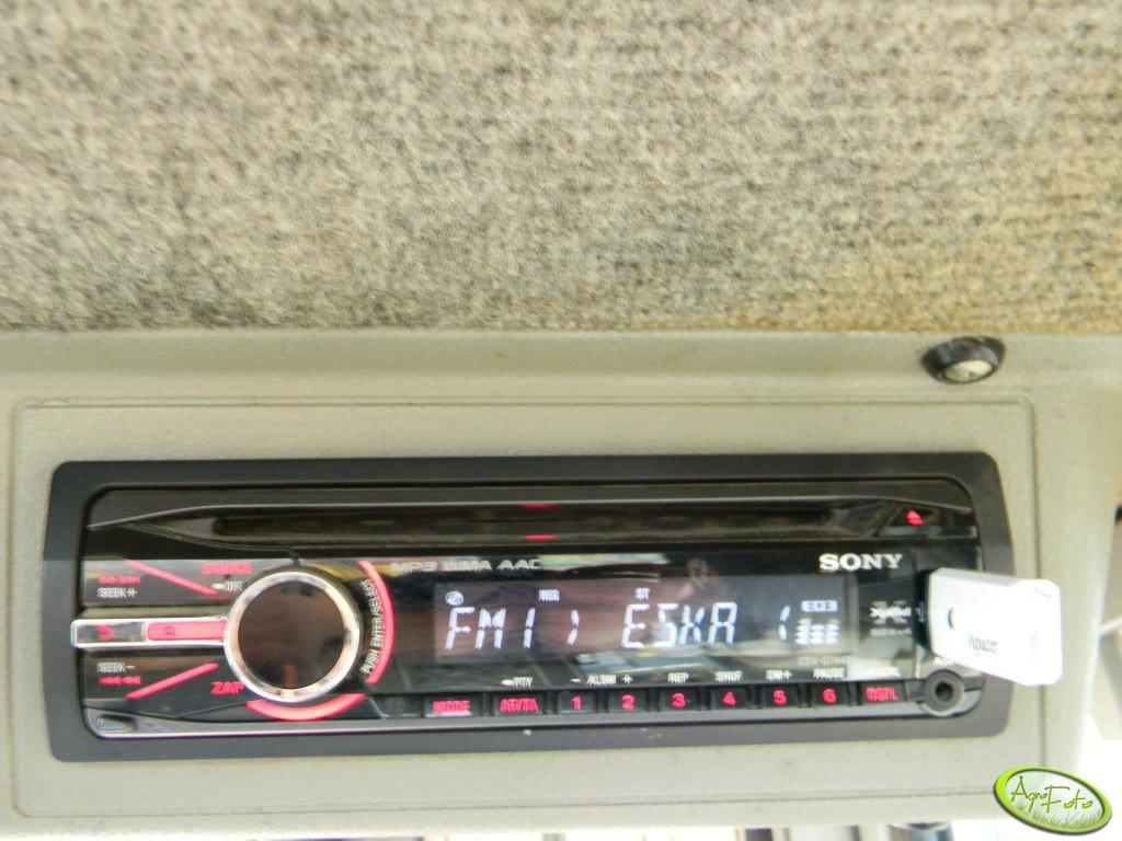 Radio Sony Xplood