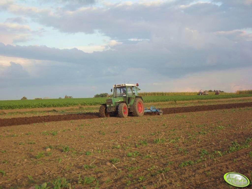 Fendt Farmer 306 LSA i  Overum 3x40