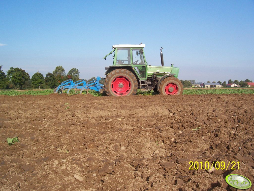 Fendt Farmer 306 LSA i  Overum
