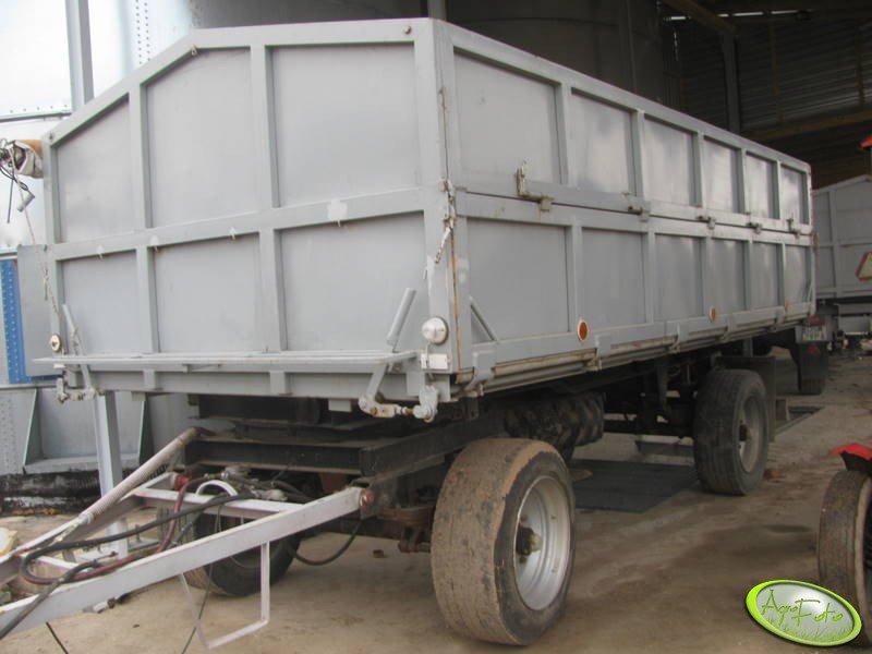 Przyczepa 9 ton