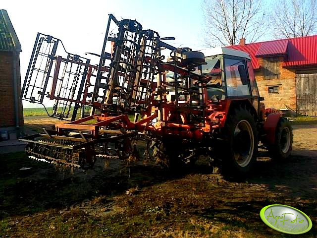 Zetor 7745 & Agro-Factory 3,6